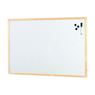 Magnetic White Board - 60cm x 40cm, Stationery, Brand New