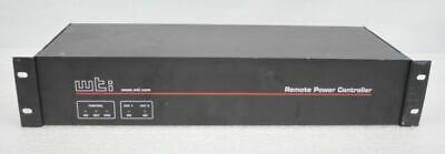 Western Telematic WTIRPC-4840N Remote DC Power Controller Switch