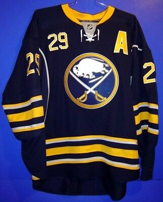 8728ece3d ... official store buffalo sabres jason pominville authentic jersey bd431  83047