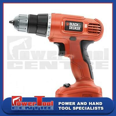 Black & Decker EPC12 12V Cordless Drill/Driver Body Only Listing Spare Parts