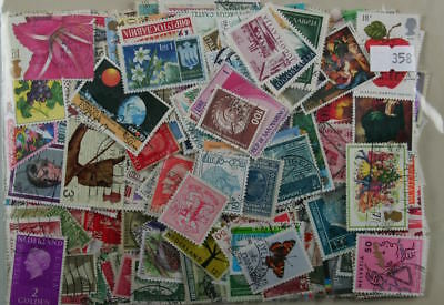 Europe (Western). 1000 stamps, all different. Contains small amount of GB. (358)