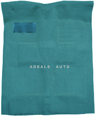 Acc 55-57 Chevy 2Dr / 4Dr Sedan 210 150 Molded Carpet 1-Piece - Choose Color