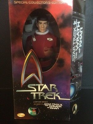 Playmates: Star Trek 12 Inch Action Figure Mr. Spock