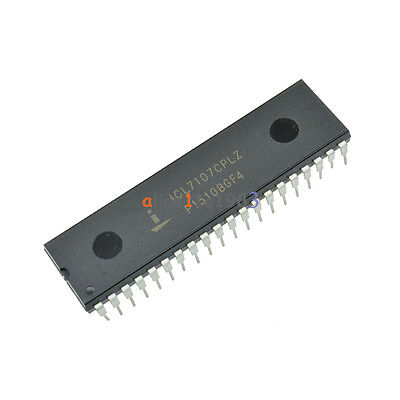 10PCS LED Display//A//D Converters IC INTERSIL//HARRIS  ICL7106CPL ICL7106CPLZ