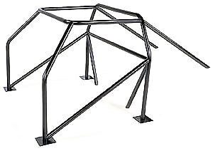 Competition Engineering 3234 10-Point Roll Cage Main Hoop 1982-00 GM S-10, S-15