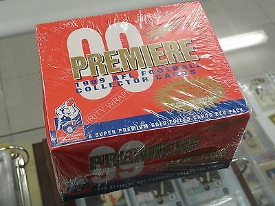 1999 Select Premiere Factory Sealed Box Of 36 Packets