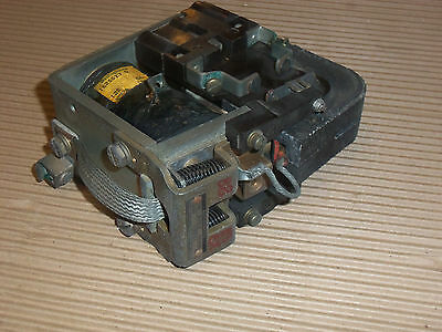 Westinghouse M-210-2H Dc Contactor Style 1289247 1625677D 125V Coil