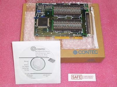 Contec PI-64L(PC) **NEW** Data Acquisition Input Card Software Digital Board F14