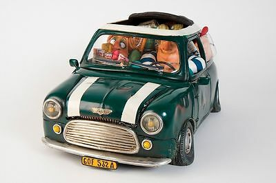 The Comic Art Of Guillermo Forchino My First Love Large Mini Cooper #85063