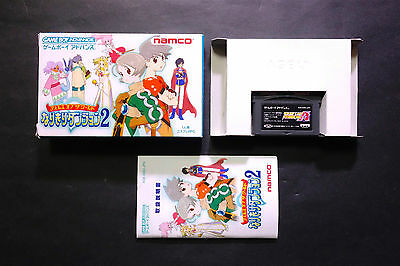 TALES OF THE WORLD 2 GAMEBOY ADVANCE GBA JAPAN GOOD/Very.Good.Condition
