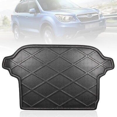 Rear Trunk Tray Boot Liner Cargo Mat Floor Protector for Subaru Forester 12-2016