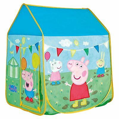 Peppa Pig Wendy House Play Tent New Boxed