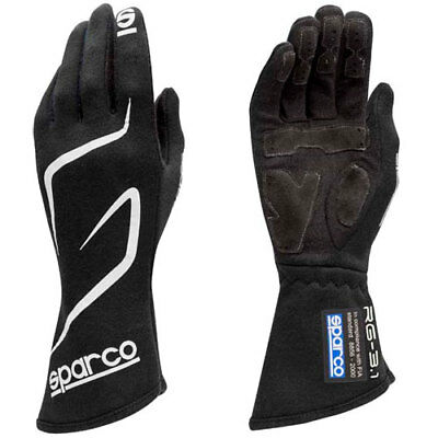 Sparco 00130808NR Land RG3.1 Gloves Size: 08 (X-Small)