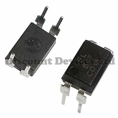EL817 Optocoupler Transistor Output 5000V Isolation Voltage Pack of 2-10-20