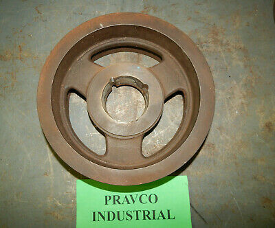 222.8mm Pitch dia. Plain Gearbelt Pulley