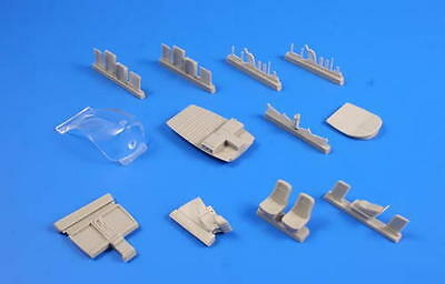 CMK 4268 Coversion Set for Academy Kit MD-500E/OH-6DA in 1:48