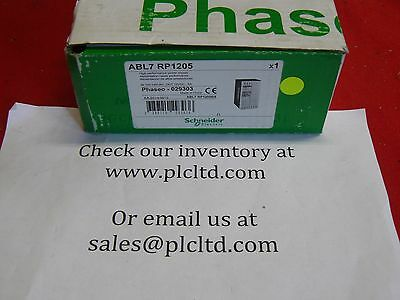 ABL7RP1205 NEW! Power Supply Schneider Electric Phaseo