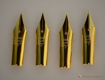3 Spare Nib For Pilot 78G Perfectly Wings 659 Fountain Pen Replacement Nibs Fine