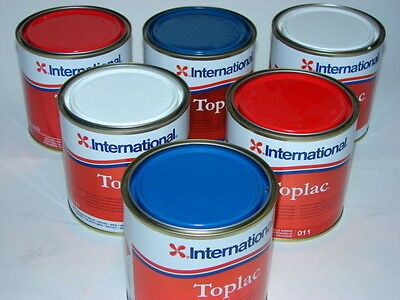 (GP INTERNATIONAL Toplac Paint color 750ml to PreKote Undercoat