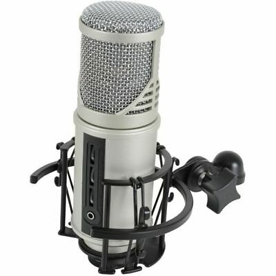 Citronic CU MIC Studio Microphone With USB Audio Interface
