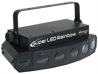 JB Systems Super LED Rainbow 6x10W RGBW