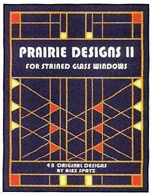 Stained Glass Pattern Book - PRAIRIE DESIGNS II
