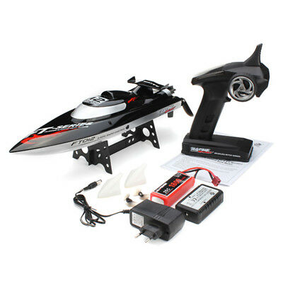 Feilun FT012 4CH 2.4G Brushless Water Cooling High Speed Racing RC Boat