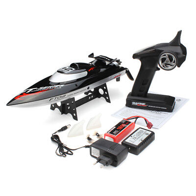 HOT SALES FT012 4CH 2.4G Brushless Water Cooling High Speed Racing RC Boat NEW
