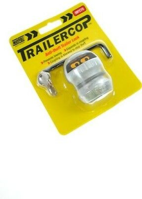 Maypole Trailer Expanding Hitch Lock 50mm Coupling | Towing & Caravanning