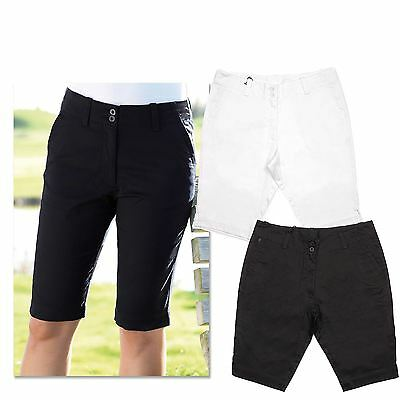 SALE!!! GLENMUIR Ladies Miranda Stretch Cotton Ladies Golf Shorts