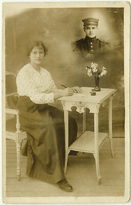 Photo Photomontage Studio Vers 1920