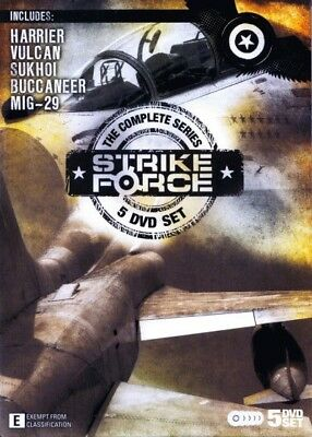 Strike Force: The Complete Series DVD R4 (New)!