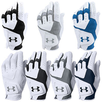 Under Armour Mens Coolswitch Left Hand Golf Glove - New For Right Handed Ua 2017