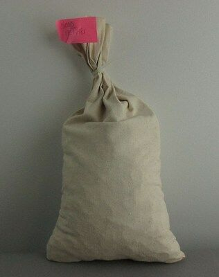 Machine Counted Bag of 5000 COPPER Lincoln Memorial Cents 1959-1981