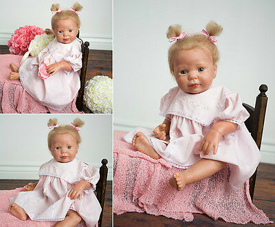 PrE PaiNtEd AnD RoOtEd BLaZe WiTh ExTrAs DOLL KIT ONLY ~ REBORN DOLL SUPPLIES