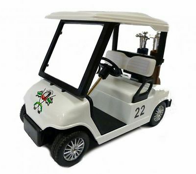 Golf Caddy Golfmobil, Spritzgussmodell, Cart, Club