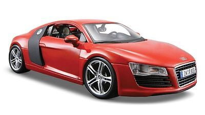 Toy Audi R8 Diecast 1:24 Special Edition (M31281)