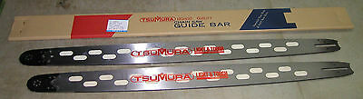 New Tsumura 36 Light Chainsaw Bar Fits Husqvarna  .058 3/8Th  372 385 390 2188