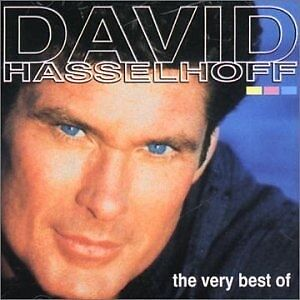 DAVID HASSELHOFF The Very Best Of CD BRAND NEW