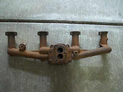 1937-49 Buick Intake Manifold for 3 Bolt Carb 248 C.I.