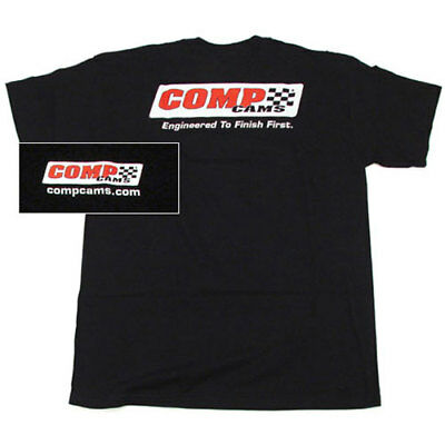 Comp Cams C1020-M COMP Cams T-Shirt   Small Logo on the left front chest