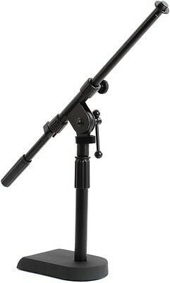 On-Stage Stands MS7920B Bass Drum / Boom Combo Mic