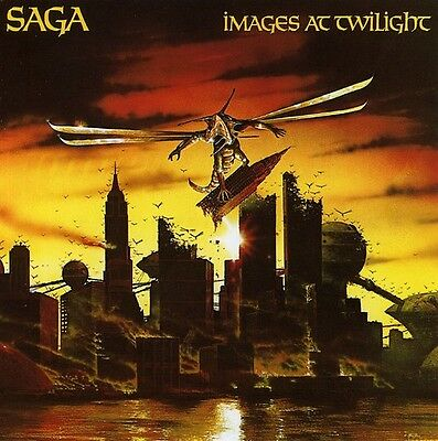 Saga - Images at Twilight [New CD] Germany - Import