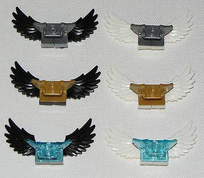 Lego Legends Of Chima Armor With Wings Shoulder Pads Angel Bird Parts You Choose