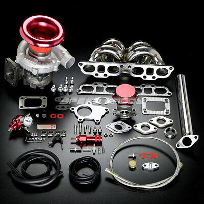 Sr20Det T04 Stage Ii Turbo Charger Manifold Upgrade Kit For Nissan 240Sx S13/s14