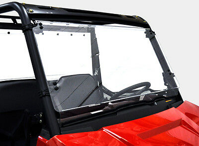 New Polaris Ranger Full Tilt Lexan Windshield 400 500 570 2015 And Up Mid Size