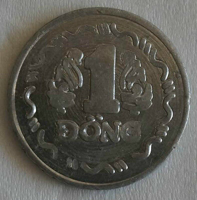 VIETNAM Dong Unknown Coin / Token ERROR 180 Degrees Off Rotation