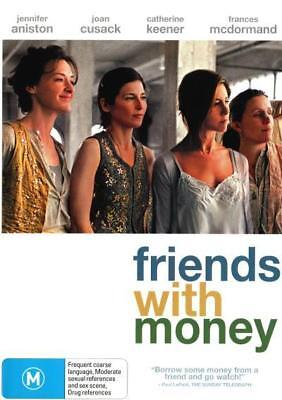 Friends With Money DVD R4 (New)!