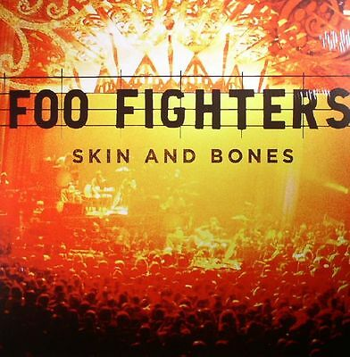 FOO FIGHTERS - Skin & Bones - Vinyl (2xLP)