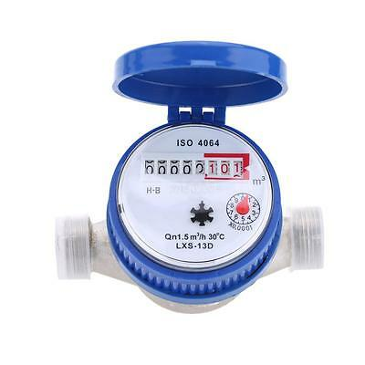 Single Flow Dry Cold Water Table Garden & Home Water Meter Free Fittings N3G0